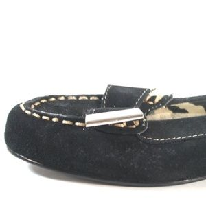 TOMMY HILFIGER SUEDE FLATS SIZE 6.5